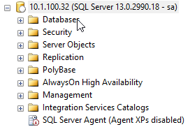 Connect to SQL Server on Linux by IP Address